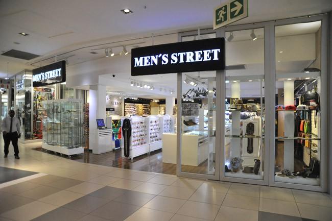 Men's Street