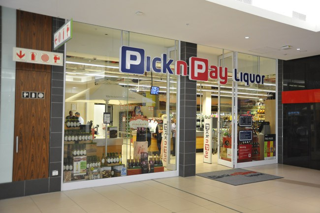 Pick n Pay Liquor - Alcohol sales prohibited