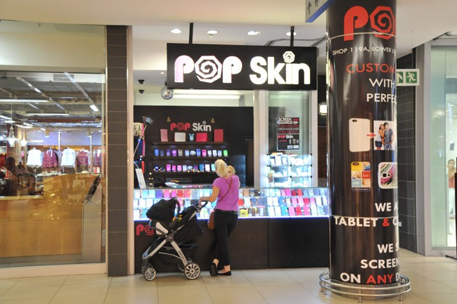 Pop Skin