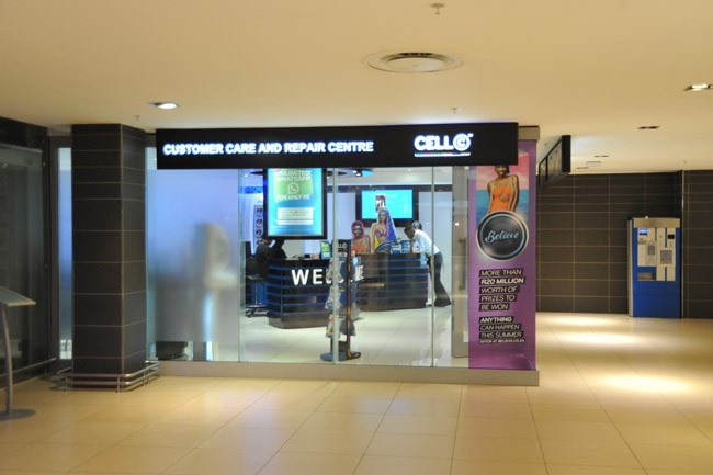 Cellc C Walk in Customer Care