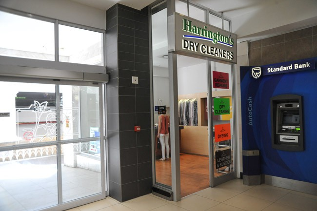 Harrington's Dry Cleaners