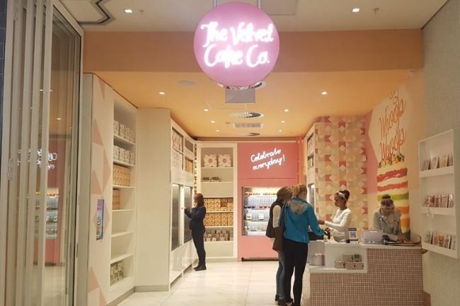 The Velvet Cake Company
