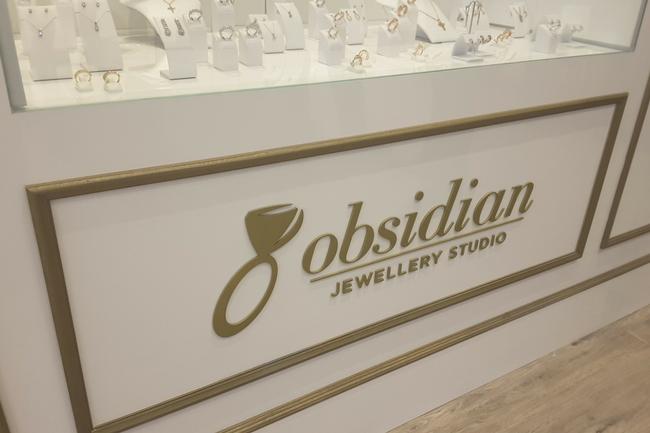 Obsidian Jewellery