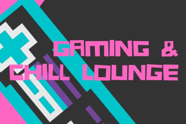 Gaming and Chill Lounge (Inside of Battle Bunker)