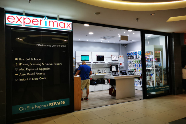 Experimax Shop - Trading