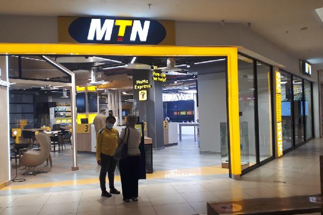MTN (Walk in Store)