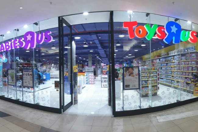 Toys R Us and Babies R Us - Trading