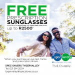 Spec-Savers promotion