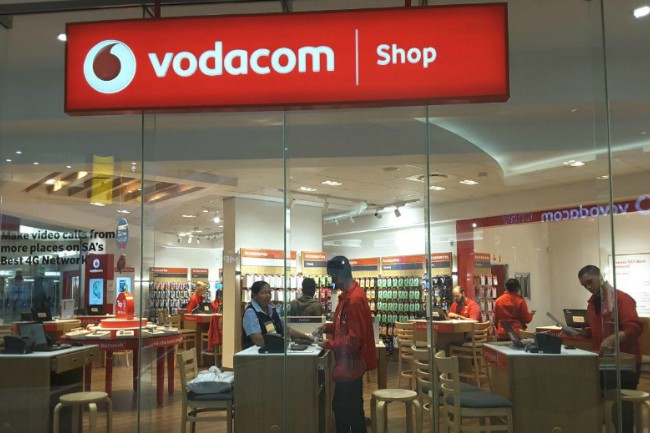 Vodacom Shop + Repair Centre