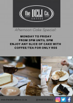 The Deli Coffee Co. promotion