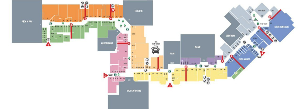 Somerset Mall | Store Information