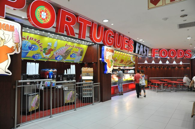 Portuguese Fast Foods