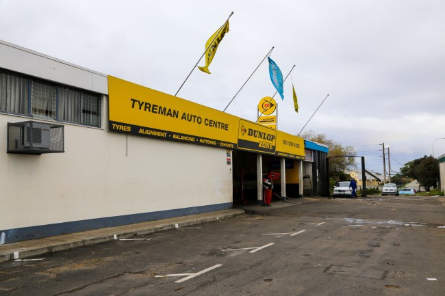 Tyreman Auto Centre