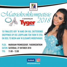 Matriekrokkompetisie 2018