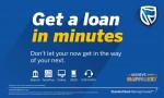 Standard Bank promotion