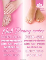 Dream Nails Beauty promotion
