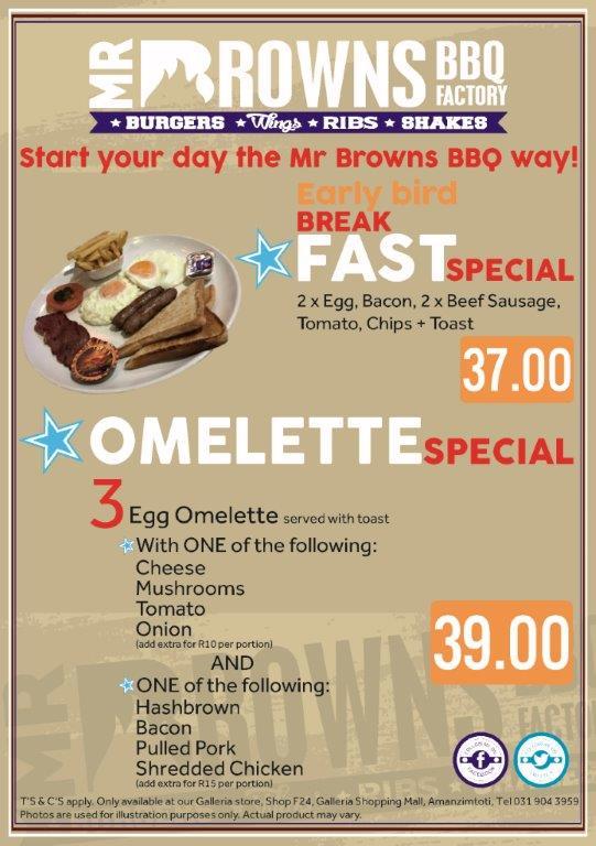 Mr Browns BBQ
