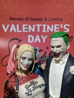 Heroes of  Games and Comics promotion