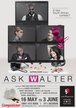 Ask Walter - Auto & General Theatre on the Square