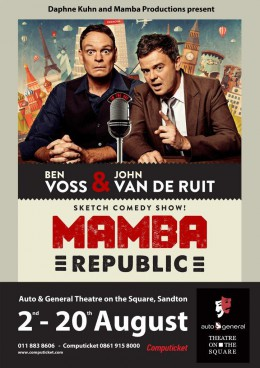 Mamba Republic - Auto & General Theatre on the Square