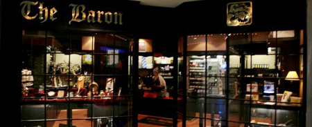The Baron Tobacconist