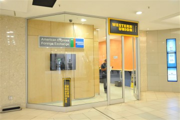 Western Union/American Express