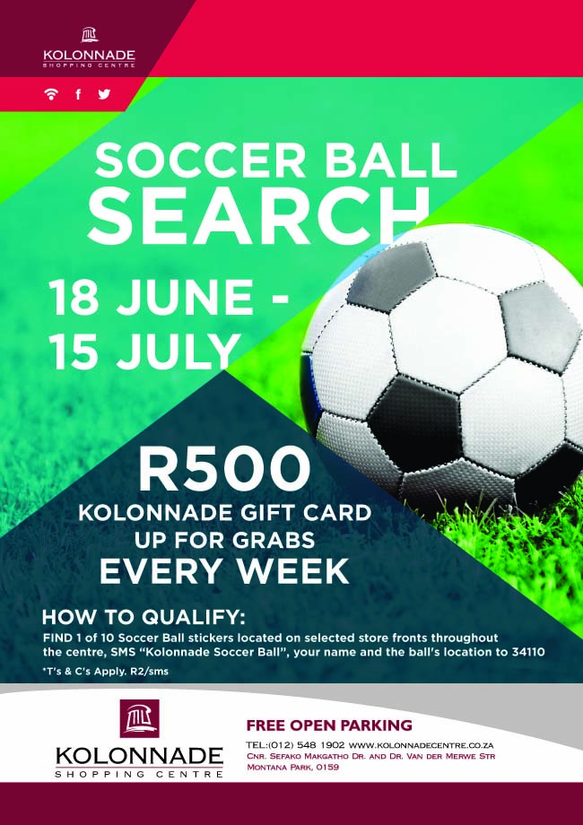 Soccer Ball Search