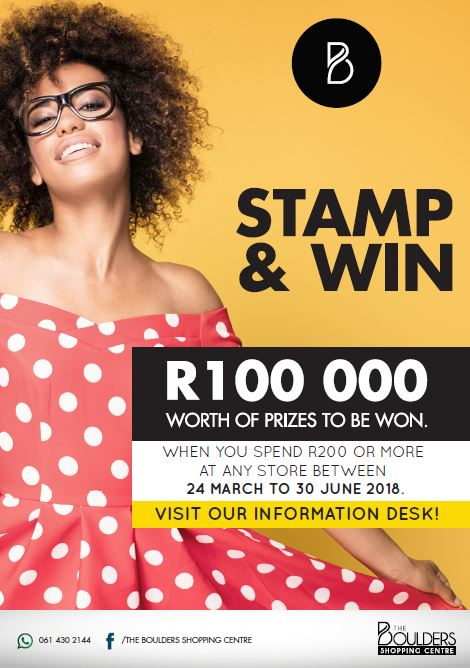 Stamp & Win