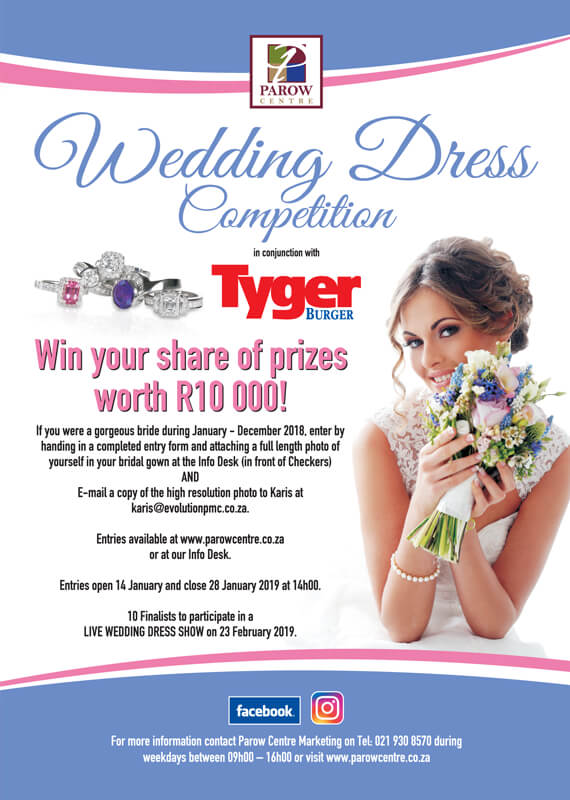 Wedding Dress Competition